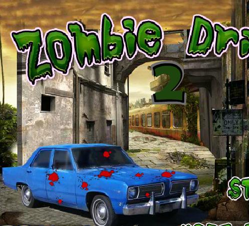 Игры онлайн гонки против зомби