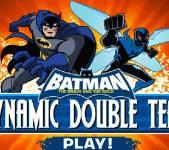 Бэтмен игры:Отважный и смелый
