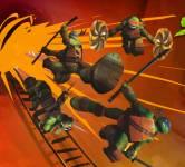 Черепашки ниндзя:Темная сторона ниндзя