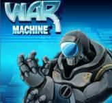 Железный человек:Костюм Военная машина