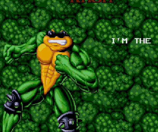 Игра Battletoads and Double Dragon Sega