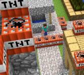 Майнкрафт:Minecraft флеш Tower Defence 2