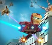 Железный человек:Лего Железный человек
