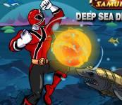 Могучие рейнджеры самураи:Подводный Самурай