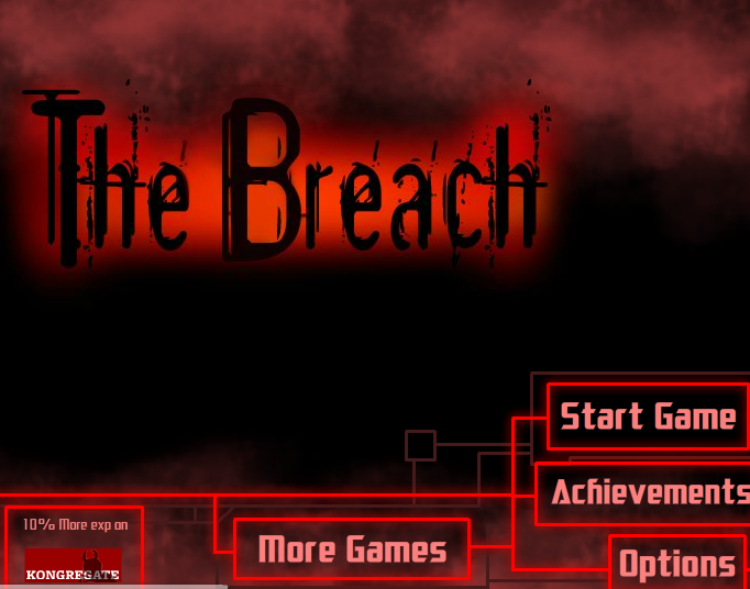 Игра The breach