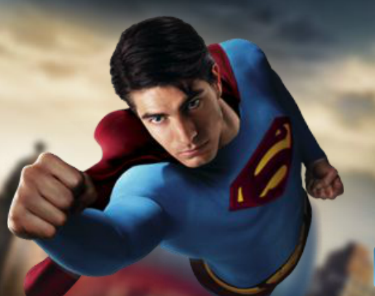 Супермен значок картинки 3