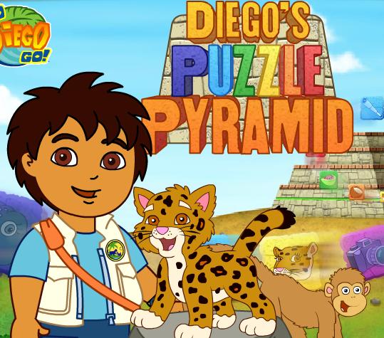 Игры Диего онлайн бесплатно