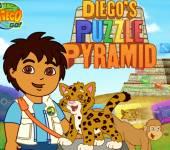 Диего:Головоломка для детей