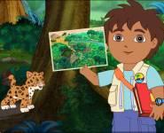 Диего:Диего и малыш ягуар