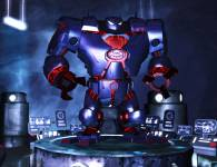 Бэтмен игры:Бэтмен робот