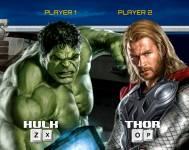 Халк:Халк против Тора