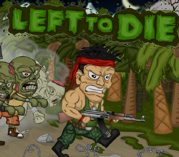 Play Zombie Trailer Park, a free online game on