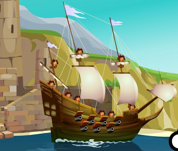 адмирал флеш игра
