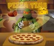 Черепашки ниндзя:Время пиццы!