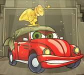 Тачки 2:Машина ест машину 2