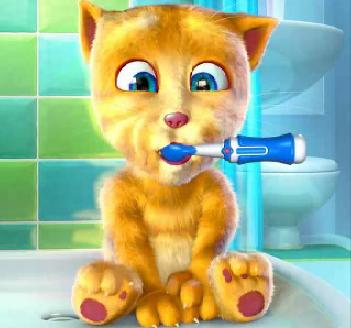 Как играть в кота рыжика