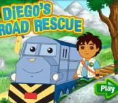 Диего:Диего и поезд