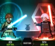 Игры Звездные войны:Лего Звездные войны: Хроники Йоды