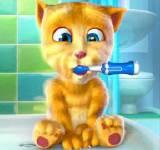 Говорящий кот Рыжик