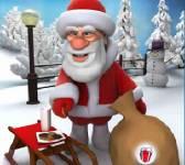Говорящий кот:Говорящий Санта