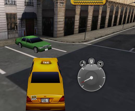 Играть такси 3 о