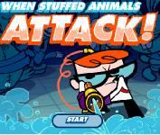 Атака животных