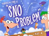 Финис да Ферб:Снежные проблемы