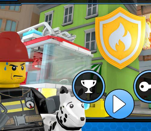 Онлайн игры LEGO бесплатно - Флеш игры