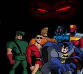 Бэтмен игры:Синий Жук