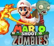 Игры Марио:Марио стреляет в зомби