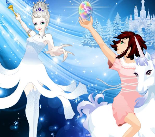 Прохождение снежной королевы