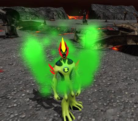 Бен 10 сверхсила игра инопланетная игру