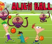 Финис и Ферб:Игра с пришельцами