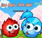 Огонь и вода:Огненный и ледяной шарик
