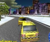 игра такси по городу