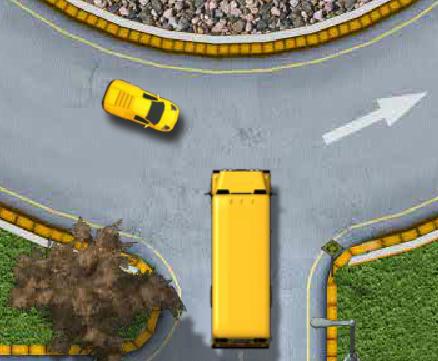 Игра школьный автобус 2