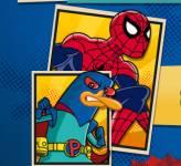 Финис равно Ферб:Перри да распоряжение супергероев Марвел
