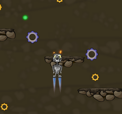 бен робот игры