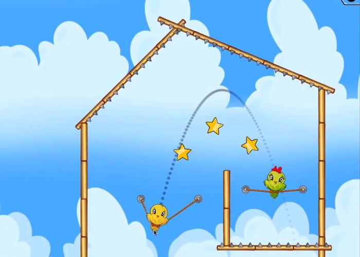 Игры На Двоих Нелетающие Птички