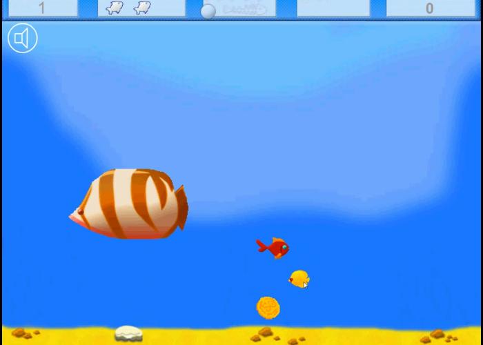 Скачать Игру Приключения Маленькой Рыбки
