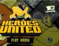 Бен 10 Омниверс: Объединение героев