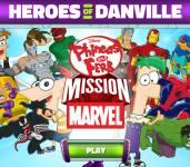 Финис и Ферб:Миссия Марвел