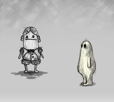 Игра нарисованный человек