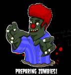 Зомби базука 3