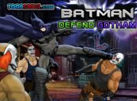 Бэтмен игры:Защитник Готэма