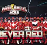 Могучие рейнджеры самураи:Красный рейнджер навсегда