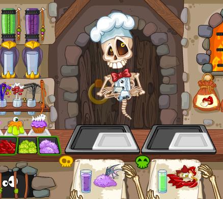 Кухня играть