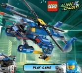 Игры лего:Вторжение пришельцев