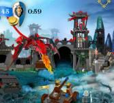 Игры лего:Замки и рыцари