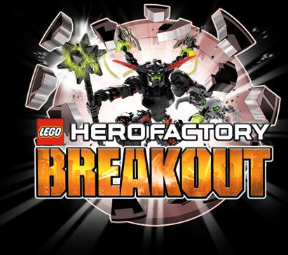 Лего фабрика героев побег играть